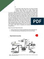 alur produksi biogas generator