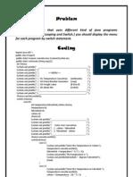 Coding in programming 1