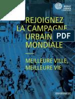 Campagne Urbaine Mondiale - Meilleure Ville, Meilleure Vie