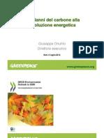 Dai Danni Del Carbone Alla Rivoluzione Energetica