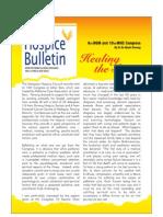 Bulletin July 2012
