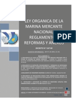 Ley y Reglamento Marina Mercante Honduras