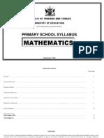 Maths Primary