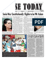 Pulse Today- July 13-19,2012