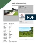 Sven Hanisch Stilvolle Villa, ruhig gelegen vor den Toren Salzburgs