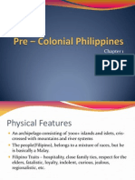 Pre -  -¶ Colonial Philippines pdf