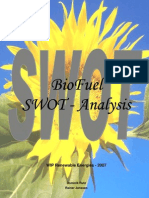 Biofuelmarketplace Swot Analysis Wip Final