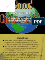 Good Citizenship_module 2