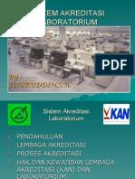 Sistem Akreditasi Lab