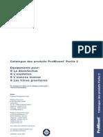 ProMinent Catalogue Des Produits