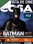 La Cosa   Batman, el caballero de la noche asciende