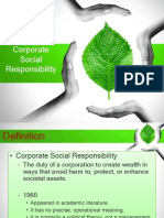 Csr and Code of Ethics