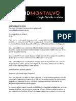 Gracias Bendita Crisis - Artículo de David Montalvo www.davidmontalvo.com.mx