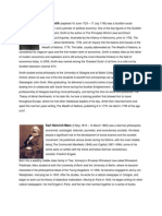 Economist - Biography
