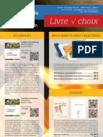 2012 07 Livre Choix