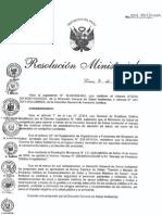 RM-554-2012-Minsa Gestión y Manejo de Residuos Solidos en Eess y Sma