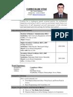 Tito CV For job