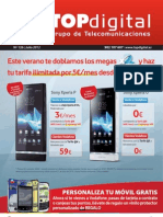 Revista TOPdigital Julio 2012