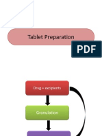 Tablet Preparation