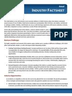 Retail Fact Sheet (Digital Marketing) by WSI Online