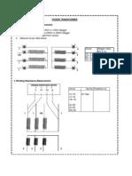 Power Transformer Testing Procedures