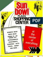 Sun Bowl Plaza Shopping Center