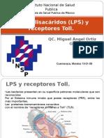 LPS y Receptores Toll (MAOG)