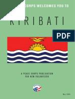 Peace Corps Kiribati Welcome Book   2006