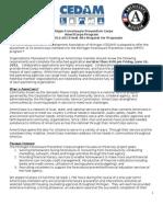 Michigan Foreclosure Prevention Corps