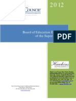 Evaluation of Kingston School District Superintendent