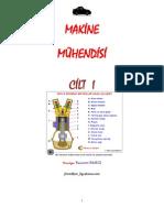 Makine Mühendisi Ansiklopedisi - 1 ( Kemalettin Bağcı )