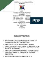 CÓDIGO DE BARRAS Y RIFD