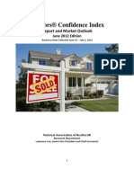 REALTORS® Confidence Index June