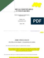 35072831 Dinamicas Comunitarias Descripcion Trampas y Mas