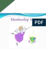 Membership Magic 2012