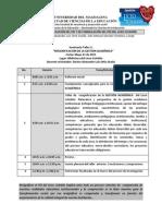 Documentos 3er. seminario, Liceo Celedón, mayo 31