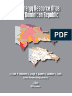 NREL, Wind Energy Resource Atlas of the Dominican Republic, 10-2001