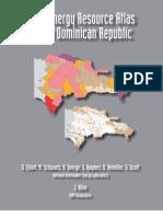 NREL, Wind Energy Resource Atlas of the Dominican Republic, 10-2001