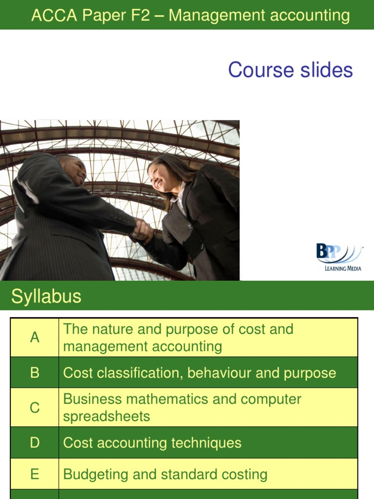45205333 acca f2 management accounting course slides correlation 45205333 acca f2 management accounting course slides correlation and dependence cost of goods sold fandeluxe Images