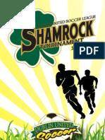 2011 DUSL Shamrock Invitational Program