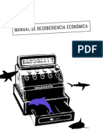 Manual de desobediencia económica