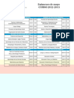 Examenes Mayo 2012-2013