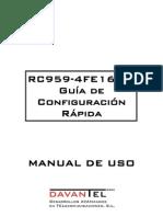 Configuracion de Raisecom