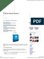 10 Trucos Para Acelerar Windows 7 _ Informatica XP