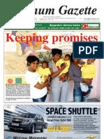 Platinum Gazette 20 July 2012