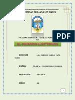 Tema; El Comercio Electronico