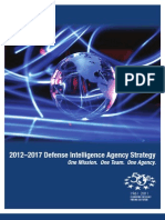 2012 2017 DIA Strategic Plan
