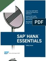 SAP HANA Essentials Book