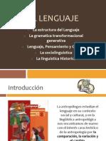 El Lenguaje (Exposicion de Antropologia)