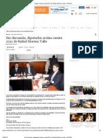 19-07-2012 Sin discusión, diputados avalan cuenta 2011 de Rafael Moreno Valle - pueblaonline.com.mx